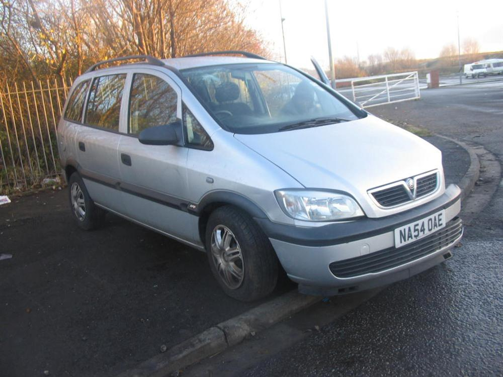 rank vauxhall car pictures 2004 vauxhall zafira. Black Bedroom Furniture Sets. Home Design Ideas